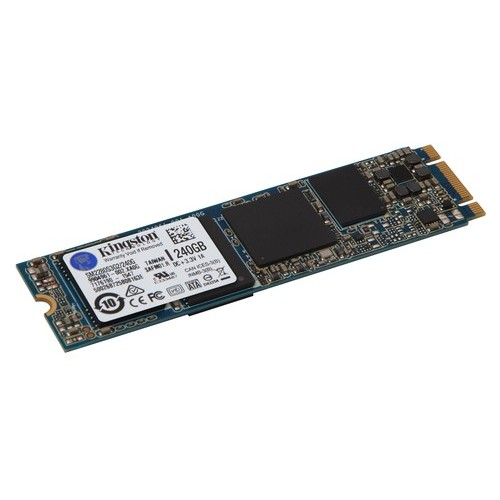 KINGSTON SSD 240GB SSDNow M.2 SATA 6Gbps (Single Side)