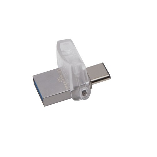 USB KINGSTON 128GB DT MICRODUO 3C, USB 3.0/3.1 TYPE-C