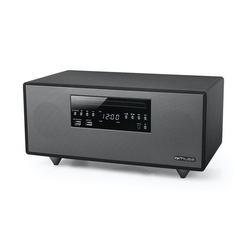MUSE RADIO CD BT M-690 BT MADERA 2*20W