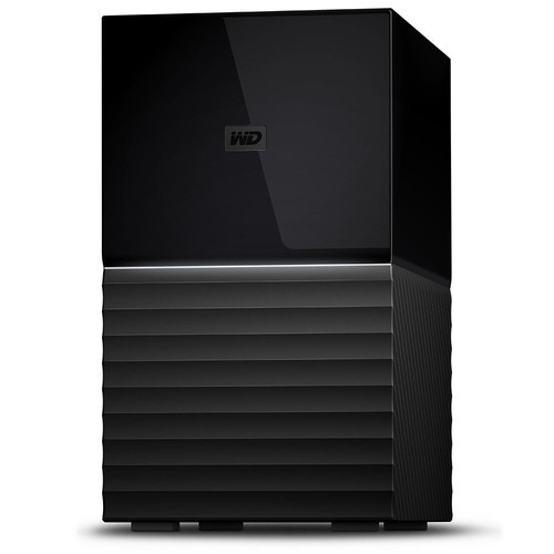 Western Digital My Book Duo 4000GB Negro disco duro externo