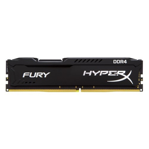 Kingston Memoria HyperX Fury Black DDR4 8GB 2400MHz