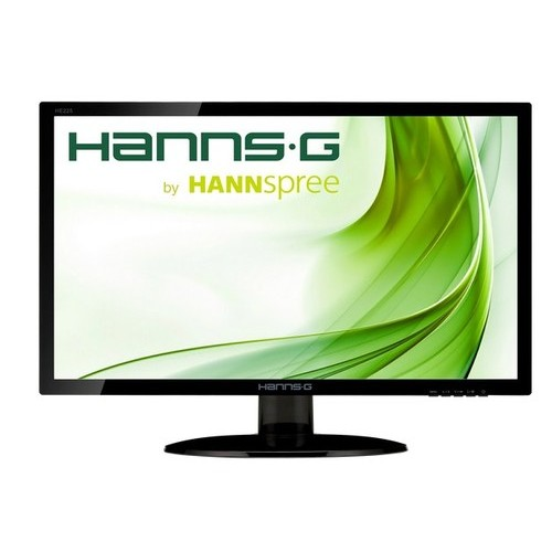 Hannspree Hanns.G HE225DPB 21.5 Black Full HD monitor de pantalla plana para PC