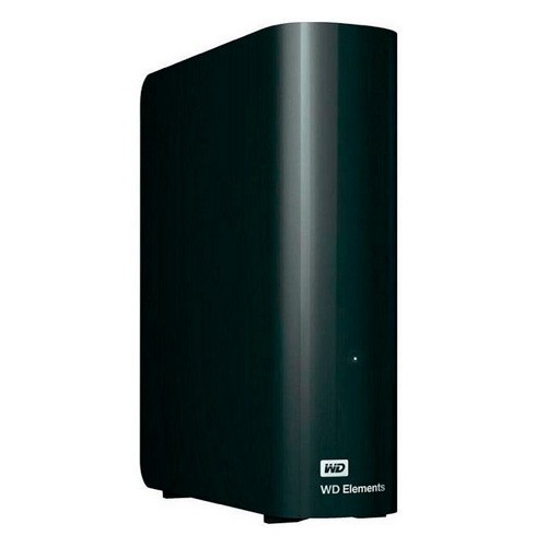HD ELEMENT EXT 6 TB 3.5 USB 3.0 WDBWLG0060HBK-EESN NEGRO