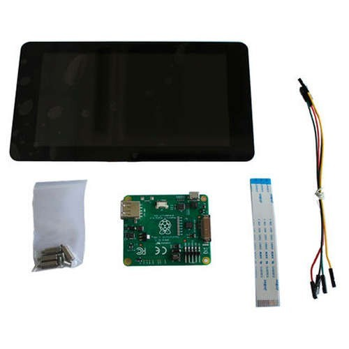Raspberry Pi 7 Touch Screen LCD