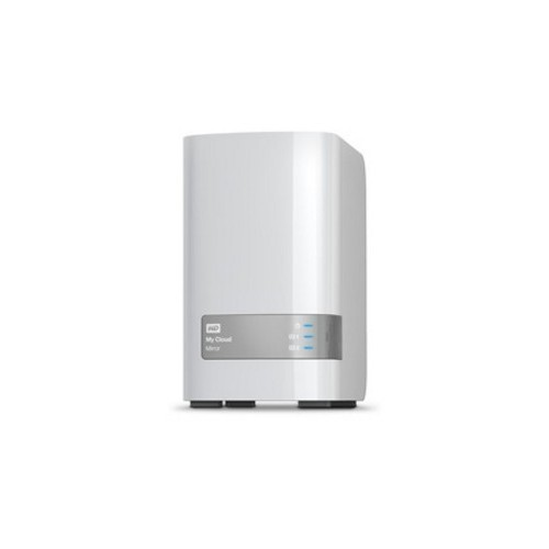 WD HD EXTERNO 4TB MY CLOUD MIRROR Gen 2