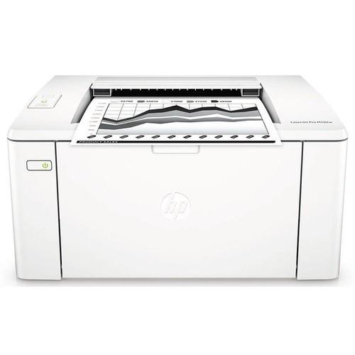 HP LaserJet Pro M102a 1200 x 1200DPI A4 Color blanco