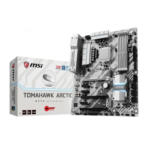 PLACA MSI H270 TOMAHAWK ARCTIC