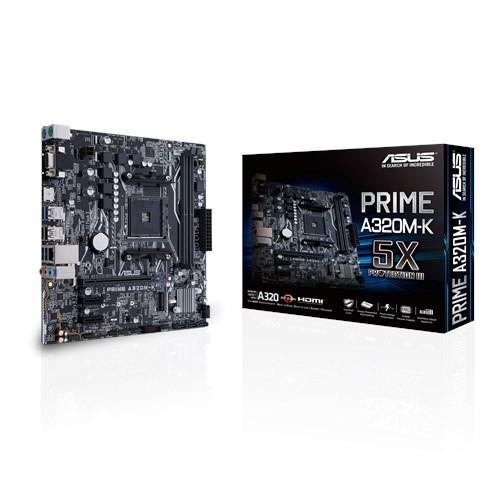 PLACA ASUS PRIME A320M-K,AMD,AM4,B320,MATX