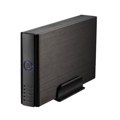 TooQ CAJA HDD 3,5 IDE/SATA A USB 2.0 NEGRA