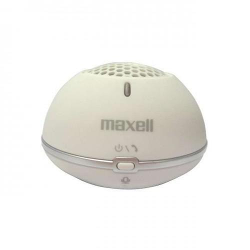 Altavoz Maxell BT 2W MXSP-BT01 Blanco