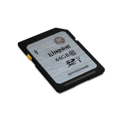 Kingston Technology Class 10 UHS-I SDXC 64GB 64GB SDXC UHS Class 10 memoria flash