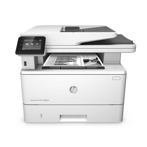 HP Impresora LaserJet Pro MFP M426fdn (F6W14A)