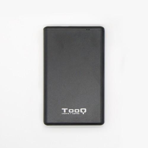 TOOQ / CAJA EXTERNA HD / 2,5 / USB TYPE C / TQE-2533B