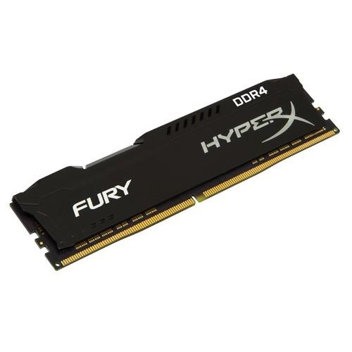 HyperX FURY Memory Black 4GB DDR4 2400MHz Module 4GB DDR4 2400MHz m