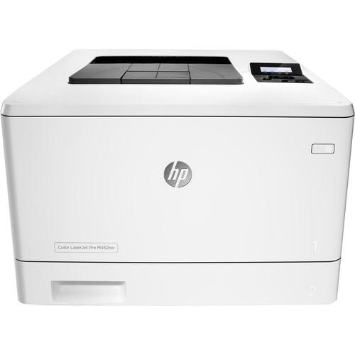 HP Impresora LaserJet Pro 400 color