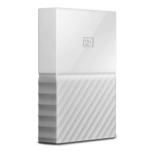 HD WD EXTERNO. 4TB 2.5 WHITE WDBYFT0040BWT-WESN MY PASSPORT WORLWIDE BLANCO
