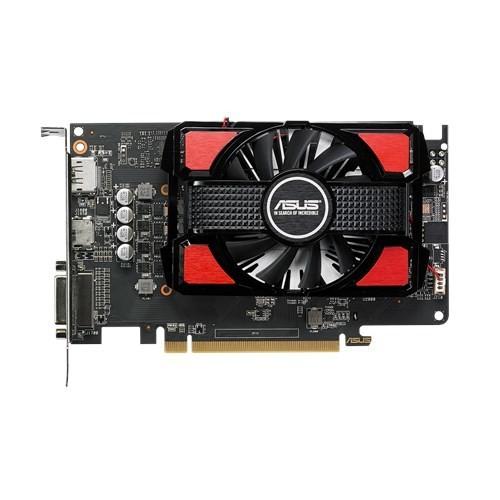 VGA ASUS RX550-2G