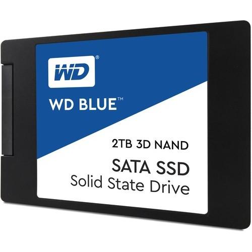SSD WESTERN DIGITAL WD BLUE SATA 2.5 2TB 3D1