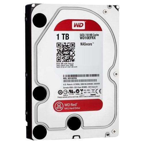Western Digital Red 1TB SATA 6 Gb/s