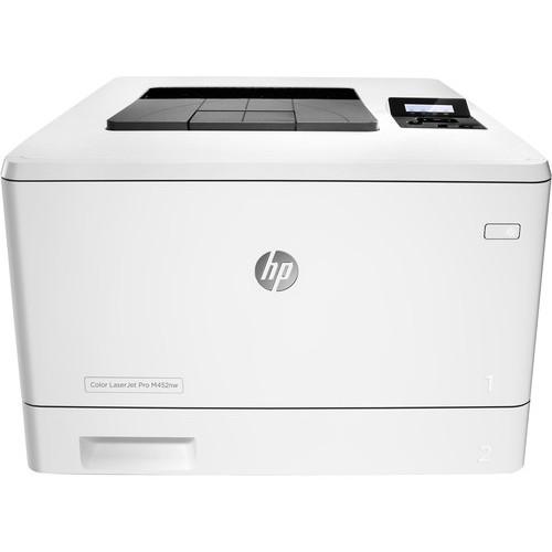 HP Impresora LaserJet Pro color M452DN CF389A