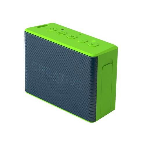 Creative Labs MUVO 2c Estéreo Rectángulo Verde