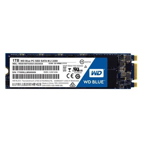 SSD Western Digital WD Blue Sata M.2 1 Tb