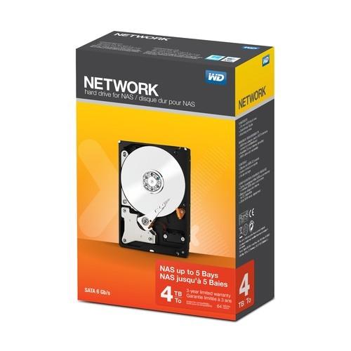 HD WD NAS 4TB 3.5 RETAIL